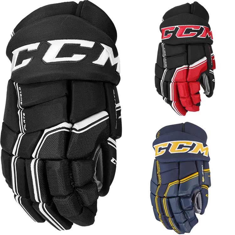 325e1f17f59 Ccm Quicklite Sr Hockey Gloves - Image Of Gloves