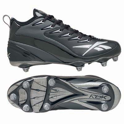11eb926779e38 Reebok NFL 4 Speed III Mid SD2 Cleats