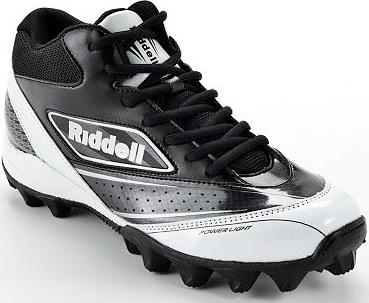 riddell mx 1 football cleats boys