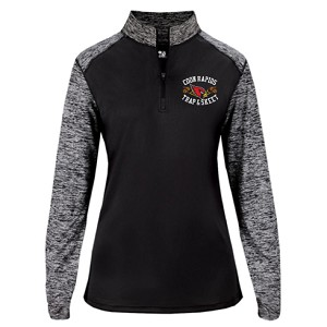 CR Trap & Skeet Blend Lightweight 1/4 Zip Ladies