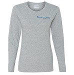 Delta/Frontier Cotton Long Sleeve T-Shirt Ladies
