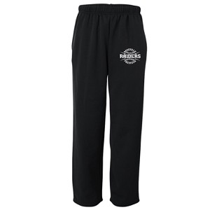 Roseville Raiders Performance Open Bottom Pant