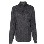 Delta/Frontier Tonal Blend Lightweight 1/4 Zip Ladies