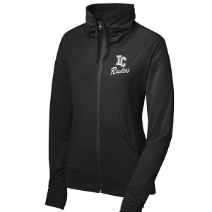 Immaculate Conception Stretch Full Zip Jacket Ladies