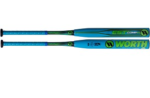 Worth EST Comp XL USSSA Balanced Slowpitch Softball Bat