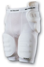 McDavid 5 Pocket Football Compression Girdle