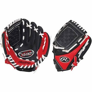 "Rawlings Players Youth T-Ball Glove 9"" w/Training Ball"