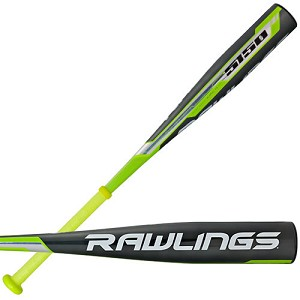 Rawlings 5150 Alloy Senior League Bat -10 (2016)
