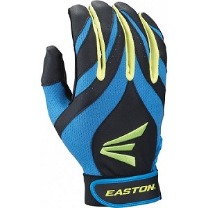 Easton Synergy II Fastpitch Batting Gloves Youth