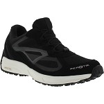 Rocky Runs Womens ZeroTie Shoe - Black