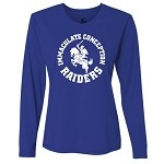 Immaculate Conception Performance Long Sleeve Tee Ladies *NEW*
