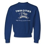 River Rats Nublend Crewneck  Youth