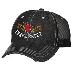 CR Trap & Skeet Unstructured Distressed Cap