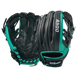 Wilson A05RB17115 A500 Series Baseball Glove 11.5""